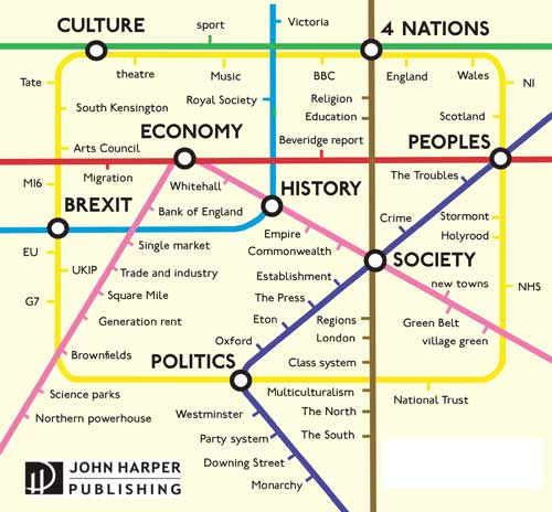 Britain Explained book cover graphic