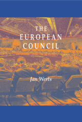 The European Council Book Cover