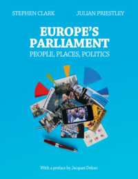 Europe's Parliament: People, Places, Politics Book Cover