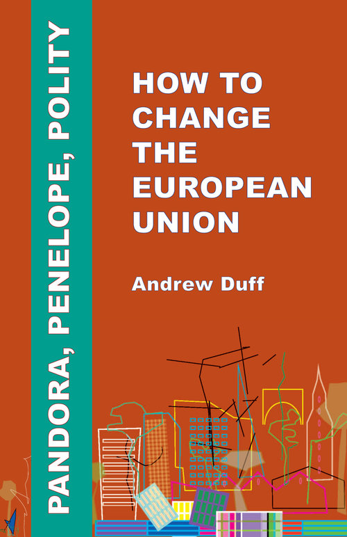 Pandora, Penelope, Polity: How to Change the European Union Book Cover