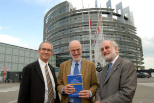 Richard Corbett, Francis Jacobs and Michael Shackleton - Authors of The European Parliament