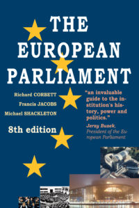 The European Parliament, 8th Edition Book Cover