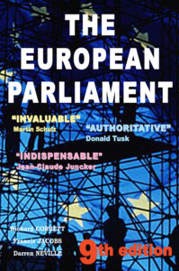 The European Parliament, 9th Edition Book Cover