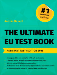 The Ultimate EU Test Book Assistant (AST) Edition 2015 Book Cover