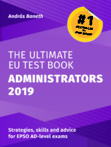 The Ultimate EU Test Book Administrators Edition 2019
