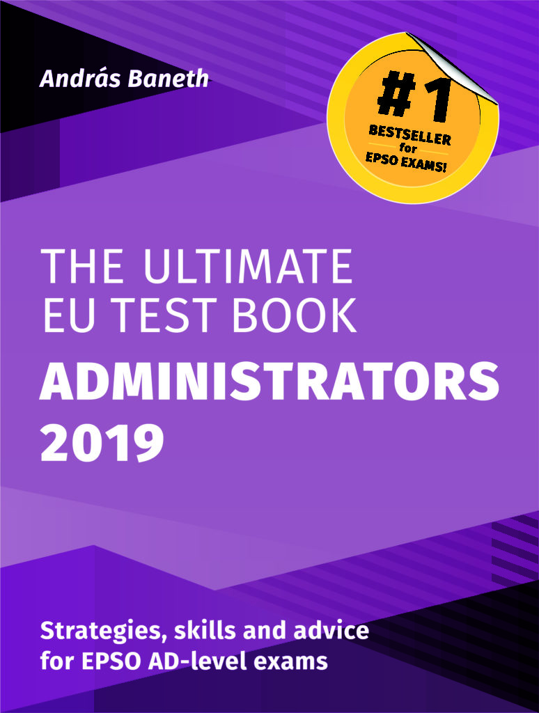 The Ultimate EU Test Book Administrators 2019 - John Harper