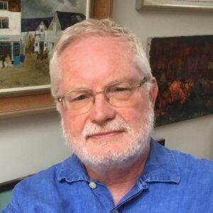 Portrait photo of John Harper